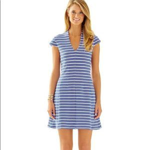 Lilly Pulitzer Bree Striped Fit and Flare Dress